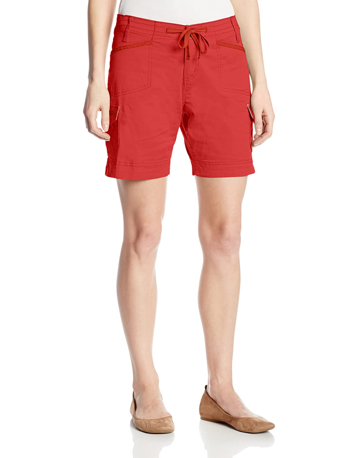 Lee Women's Comfort Fit Stacks Cargo Walkshort