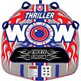 WoW Watersports, Thriller Deck Tube, Towable, Wild Wake Action