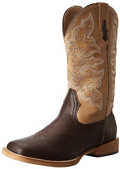 0cfc71e45f5 Roper Cowboy Classic Square Toe Basic Cowboy Boot (Toddler/Little Kid/Big  Kid)