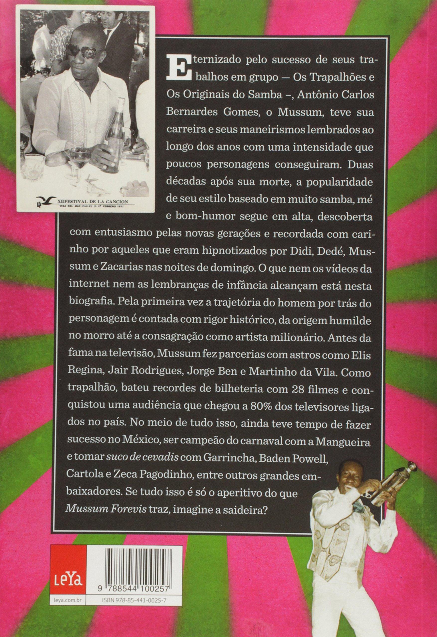 Mussum Forévis (Em Portuguese do Brasil): Amazon.es: Juliano Barreto: Libros