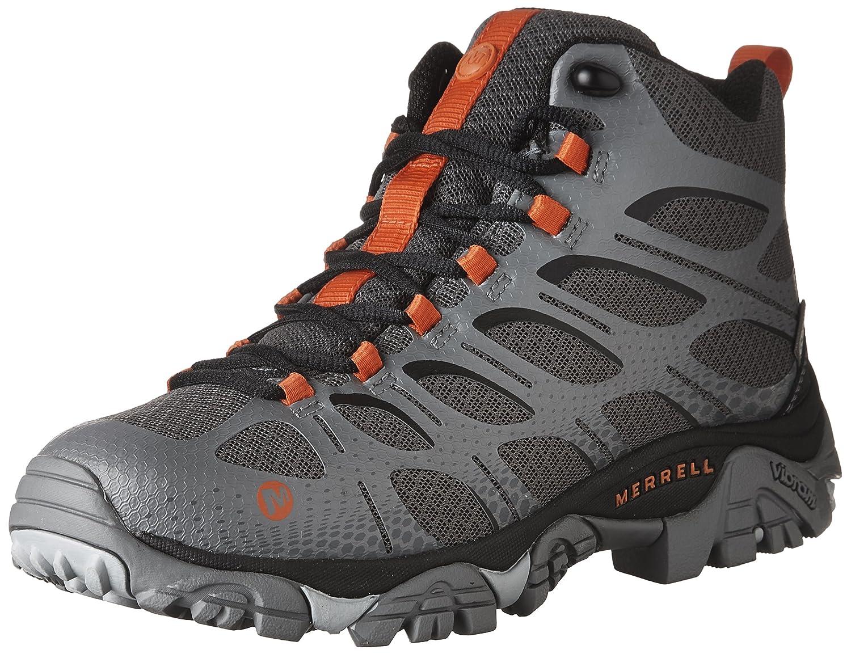 160e3f3672a Merrell Mens Moab Edge Mid WPTF Hiking Boots: Amazon.ca: Shoes & Handbags