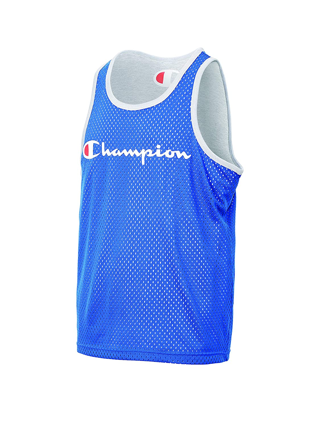 2446922dcbf3 Amazon.com  Champion Men s Reversible Mesh Tank  Clothing