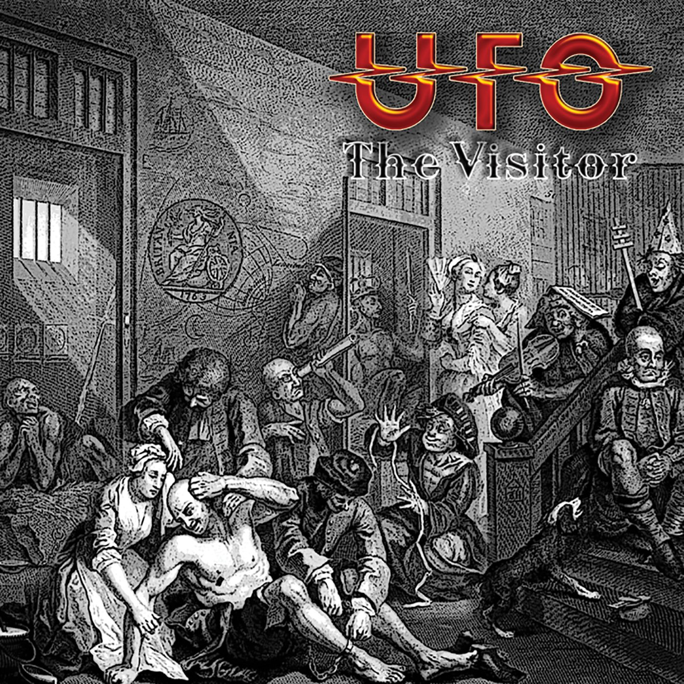 Visitor [12 inch Analog]                                                                                                                                                                                                                                                    <span class=