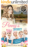 Mail Order Bride: Penny's Journey (Clean and Wholesome Romance): Sweet & Clean Romance Book Club (Blessed With Babies 4)
