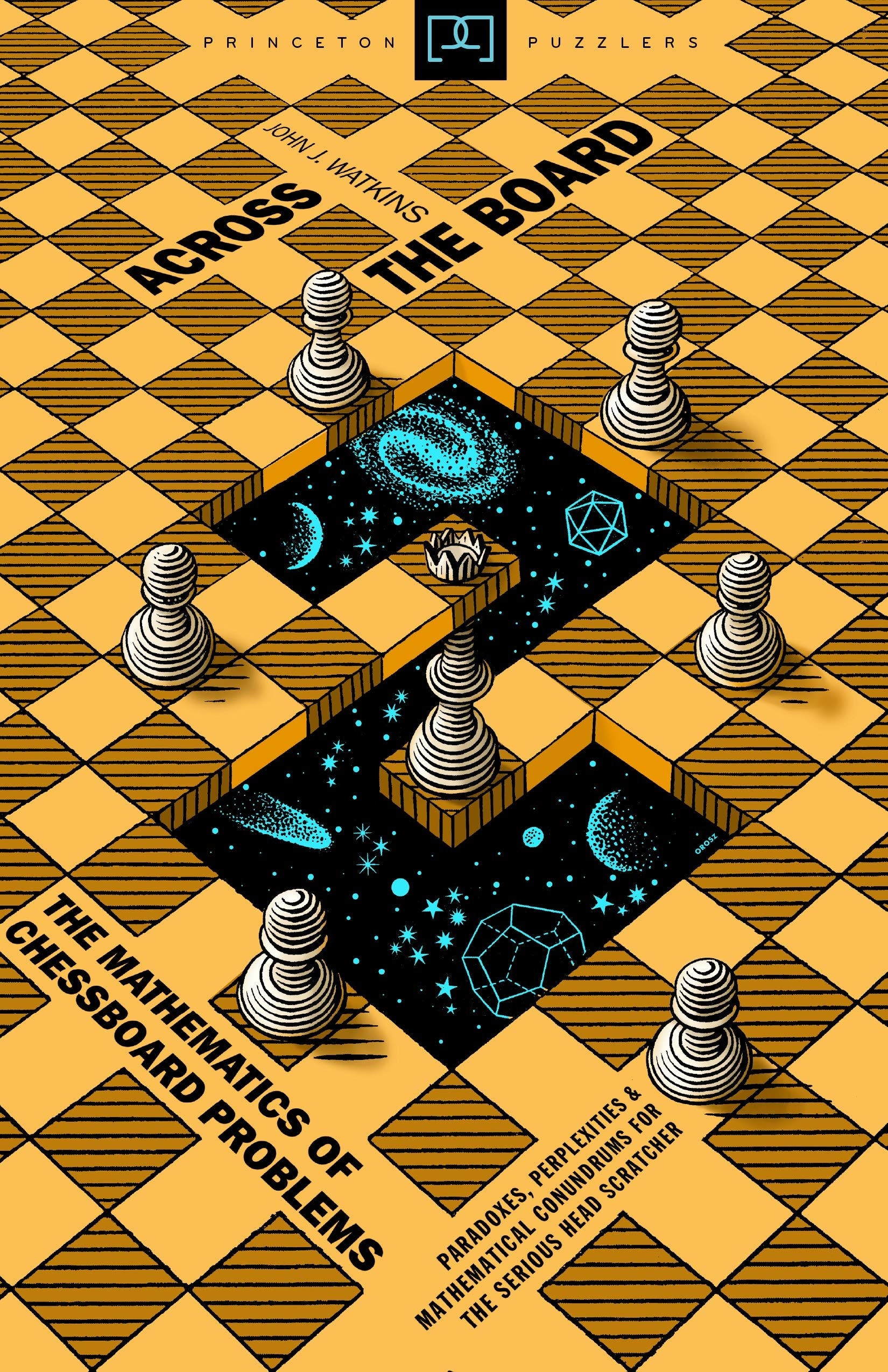 Across the Board: The Mathematics of Chessboard Problems ...