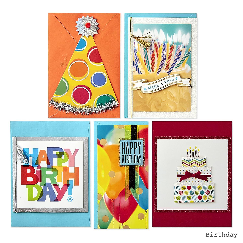Amazon Hallmark All Occasion Handmade Boxed Greeting Card