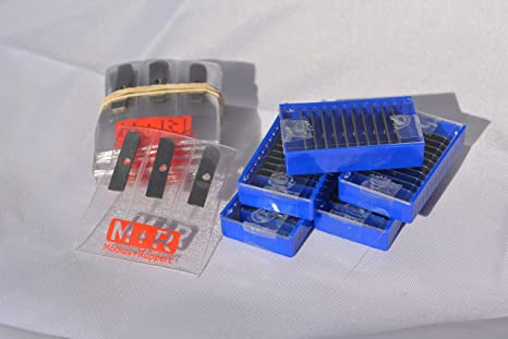 M/&R Sharpener Replacement Blades 10//Box