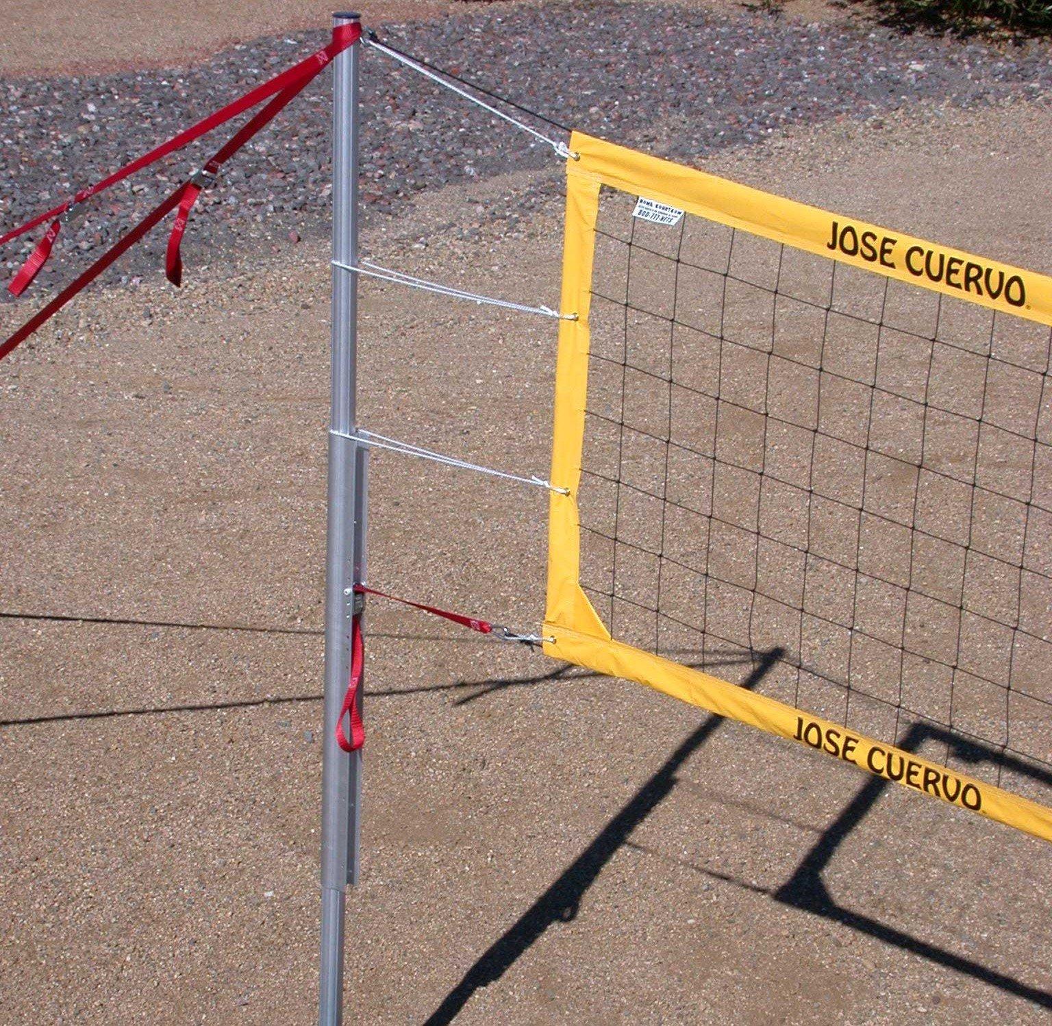 Home Court JCCNR201-W25Y Pro Court Volleyball Set