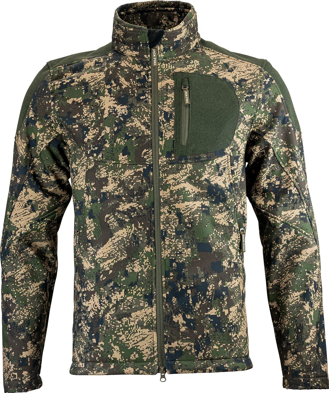 JACK PYKE Softshell Jacket Digicam