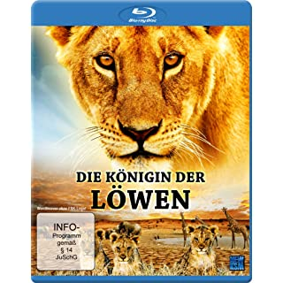 Die K?igin Der L?en (Blu-Ray) (Import Movie) (European Format - Zone B2) Barreau, Jean; Romain, Q...