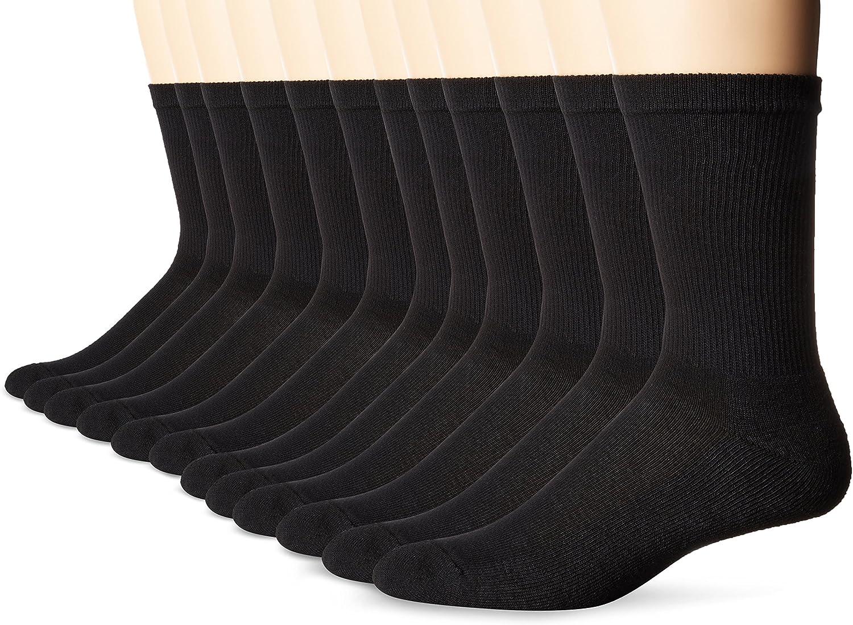ComfortBlend Max Cushion Crew Sock (MC10/6)