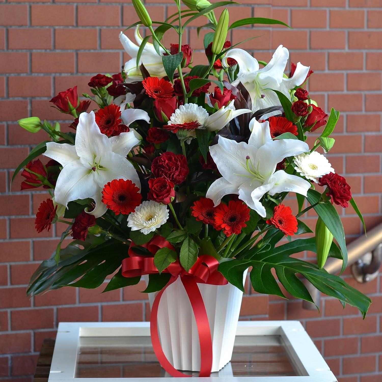 プレゼントに豪華なお花の贈り物 HANALABOの記念日は特別なプレゼント!! B078BGWSZC