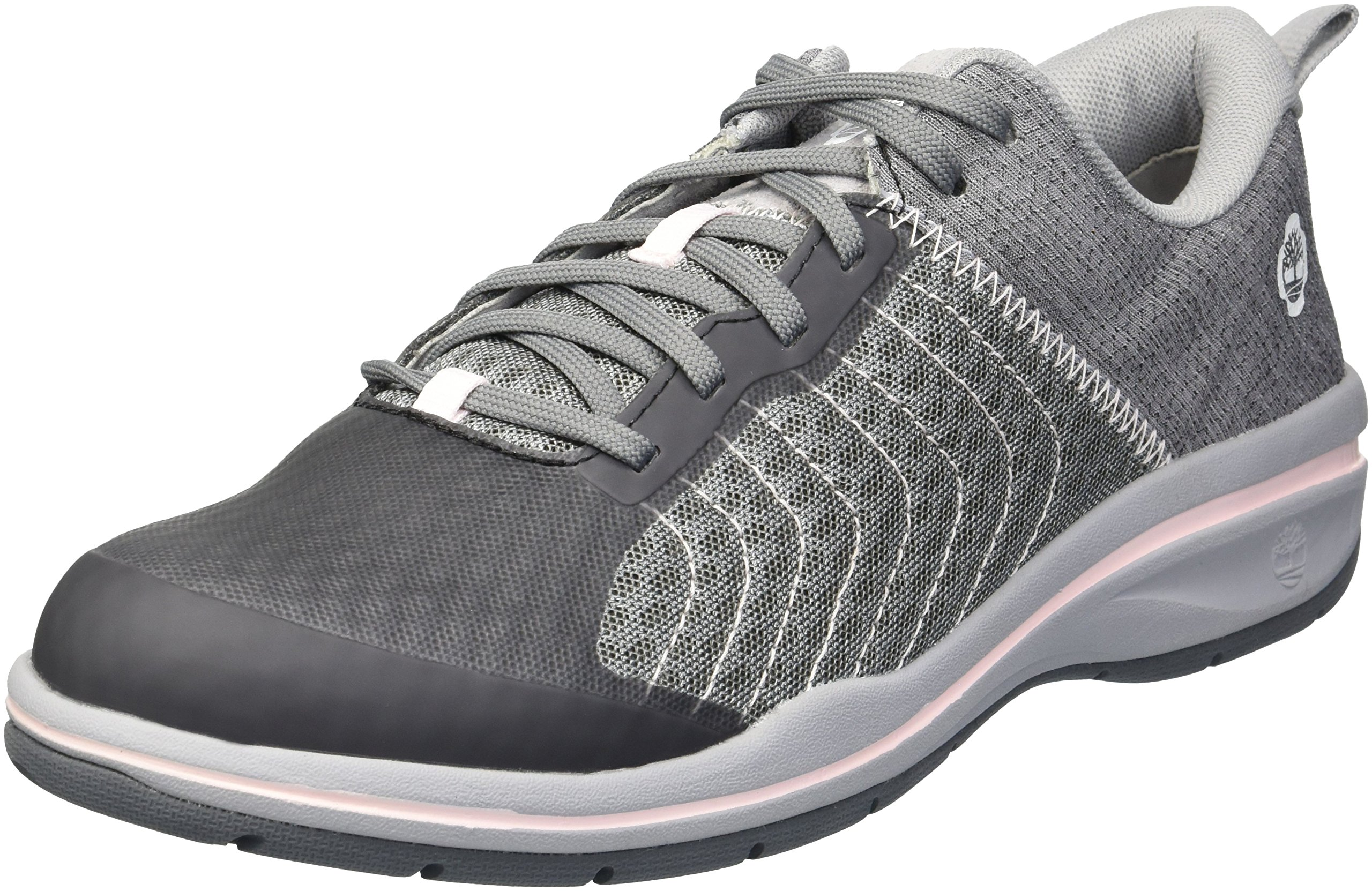 Timberland PRO Women's Healthcare Sport Soft Toe Health Care Professional Shoe, Grey, 9.5 M US