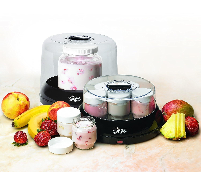 Tribest YL-210R-A Yolife Yogurt Maker Black Renewed