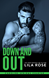 Down and Out (Hawks MC: Caroline Springs Charter Book 3)