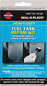 Versachem 90180 Heavy-Duty Fuel Tank Repair Kit - 30 Grams