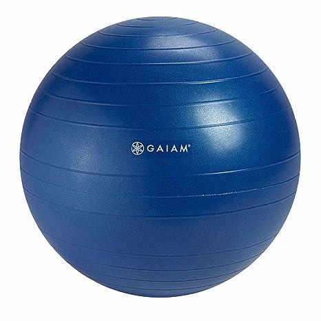 Gaiam Classic Balance Ball Chair Ball - Extra 52cm Balance Ball for Classic Balance Ball Chairs  sc 1 st  Amazon.com & Amazon.com: Gaiam Classic Balance Ball Chair Ball - Extra 52cm ...