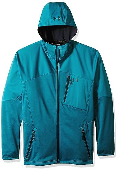 10dfd2c7a Amazon.com: Under Armour Men's ColdGear Reactor Fleece Hoodie: Clothing