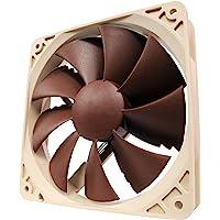 Ventilador de resfriamento premium Noctua NF-P12, 3 pinos (120 mm, marrom)
