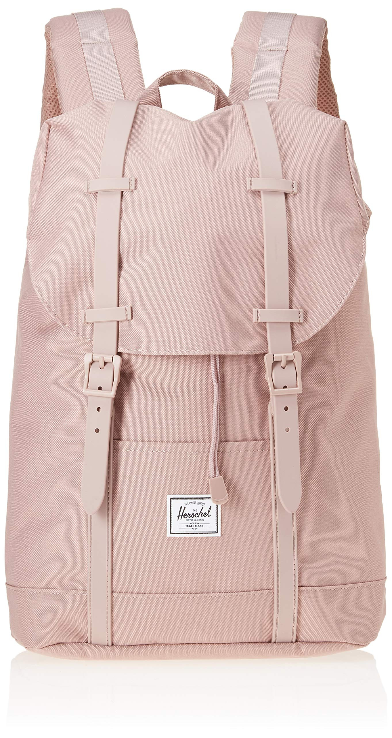 50% off picked up dirt cheap Herschel Retreat Backpack, Ash Rose/Ash Rose Rubber, Mid-Volume on ...
