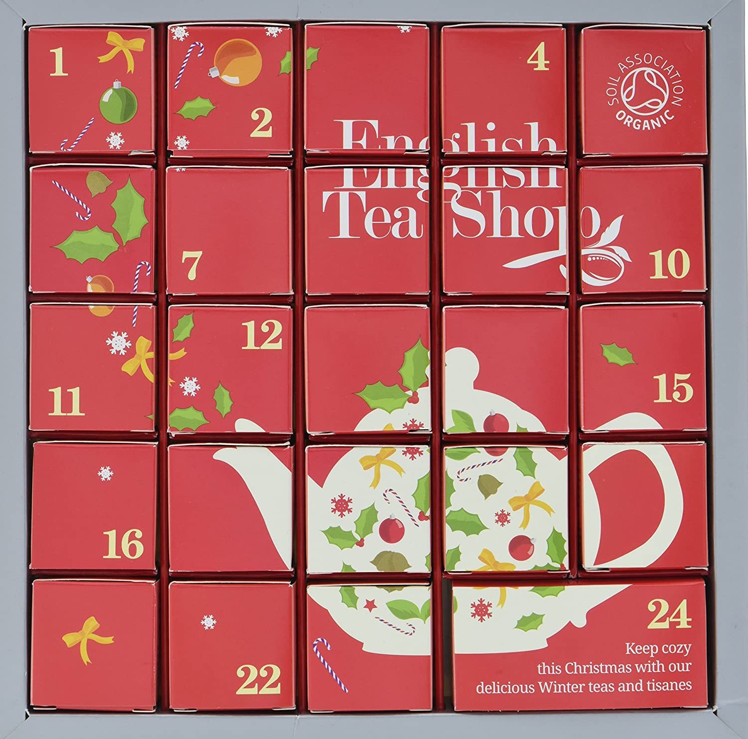 Pink Christmas - English Tea Shop