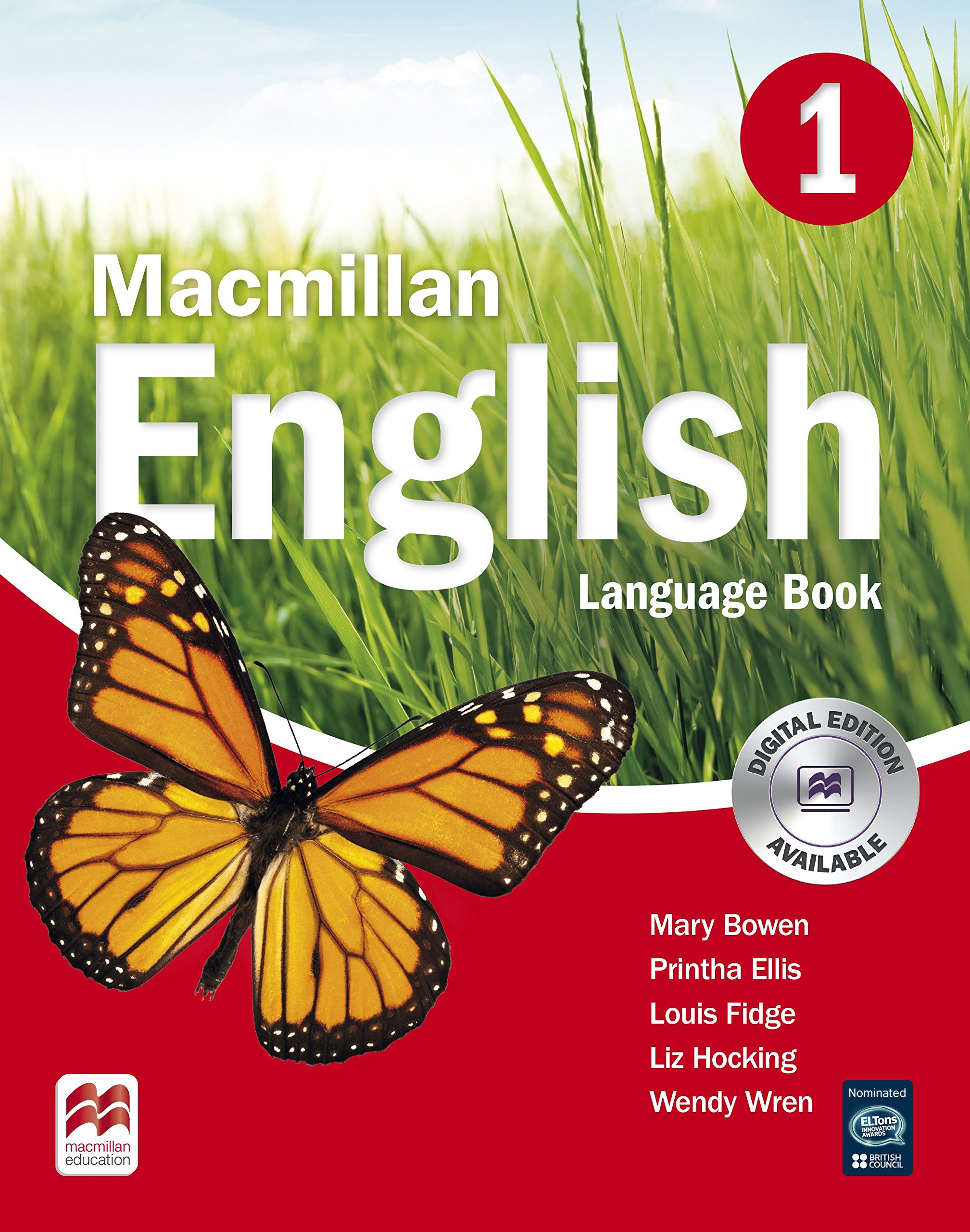 Macmillan English 1 ebook