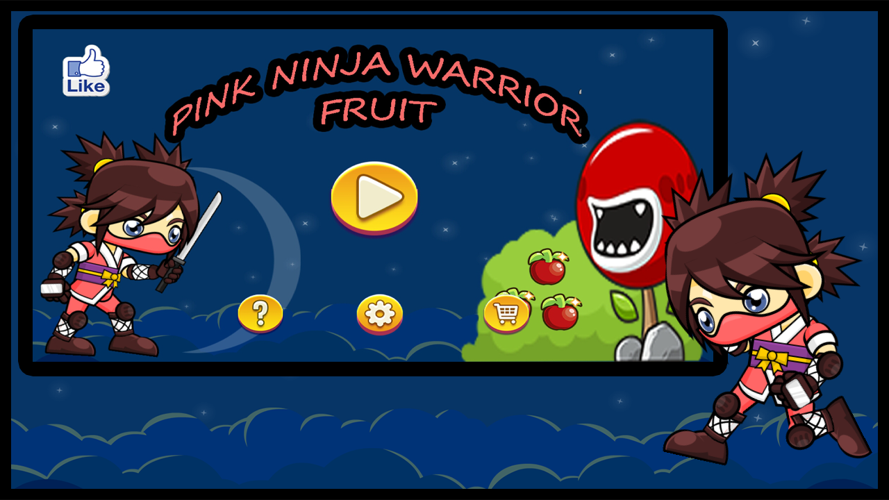 Pink Ninja Warrior Fruit: Amazon.es: Appstore para Android
