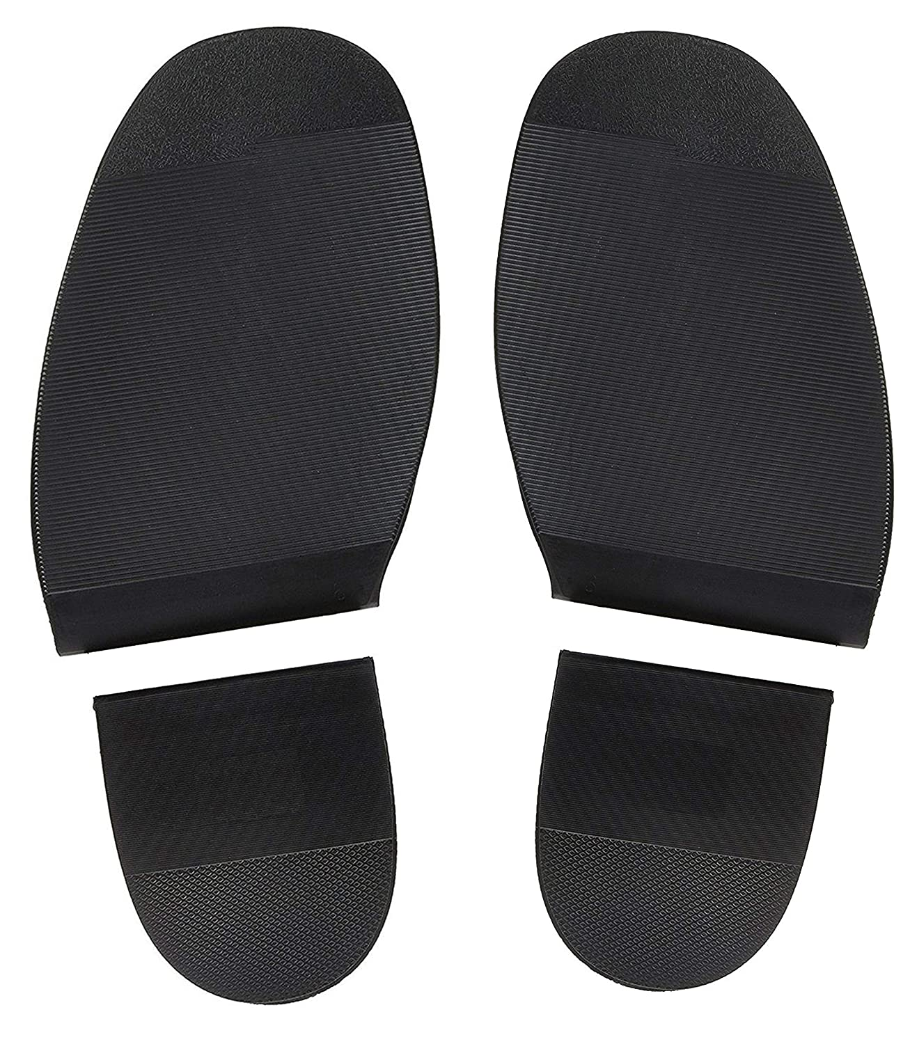9a23c7b73942b Shoe Repair Replacement Rubber Heels and Soles 1 Pair