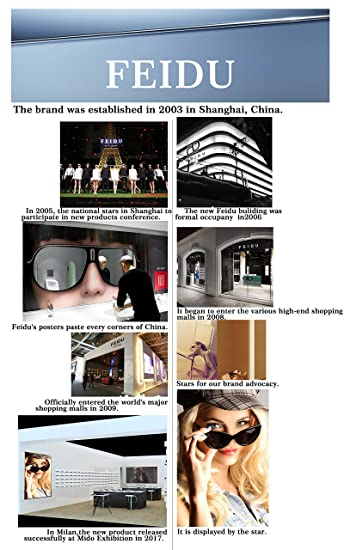 6c26cf12ed181 Amazon.com  FEIDU Retro Half Round Half Frame Sunglasses for Women Modern  Polarized Unisex FD9015 (Black White