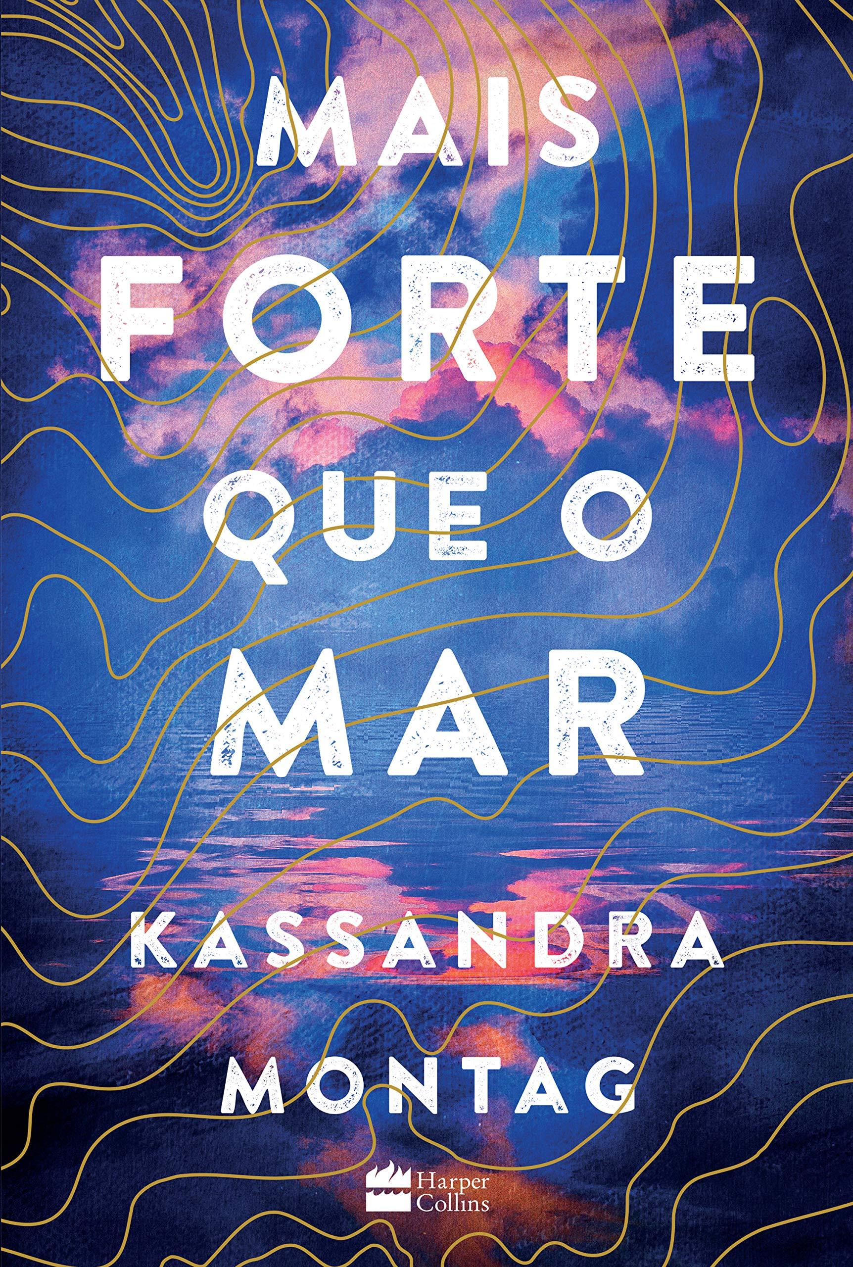 Mais forte que o mar - Livros na Amazon Brasil- 9788595085428