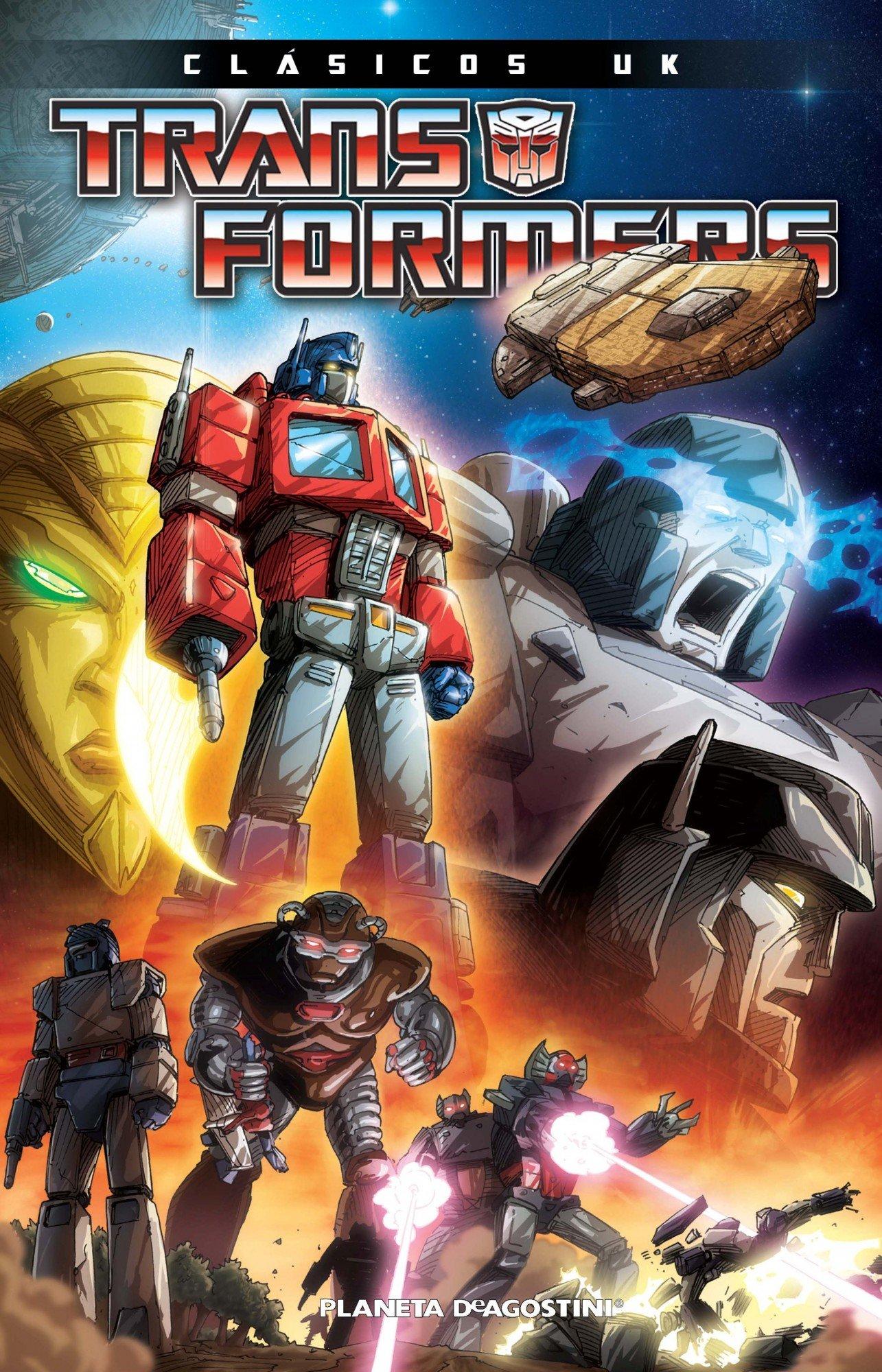 Transformers Marvel UK nº 01/08: Clásicos UK Independientes USA: Amazon.es: AA. VV., Bentz, Ignacio: Libros