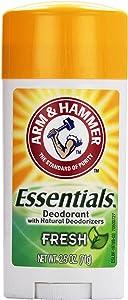 Arm & Hammer Natural Essence Fresh Scent Deodorant, 2.5 oz