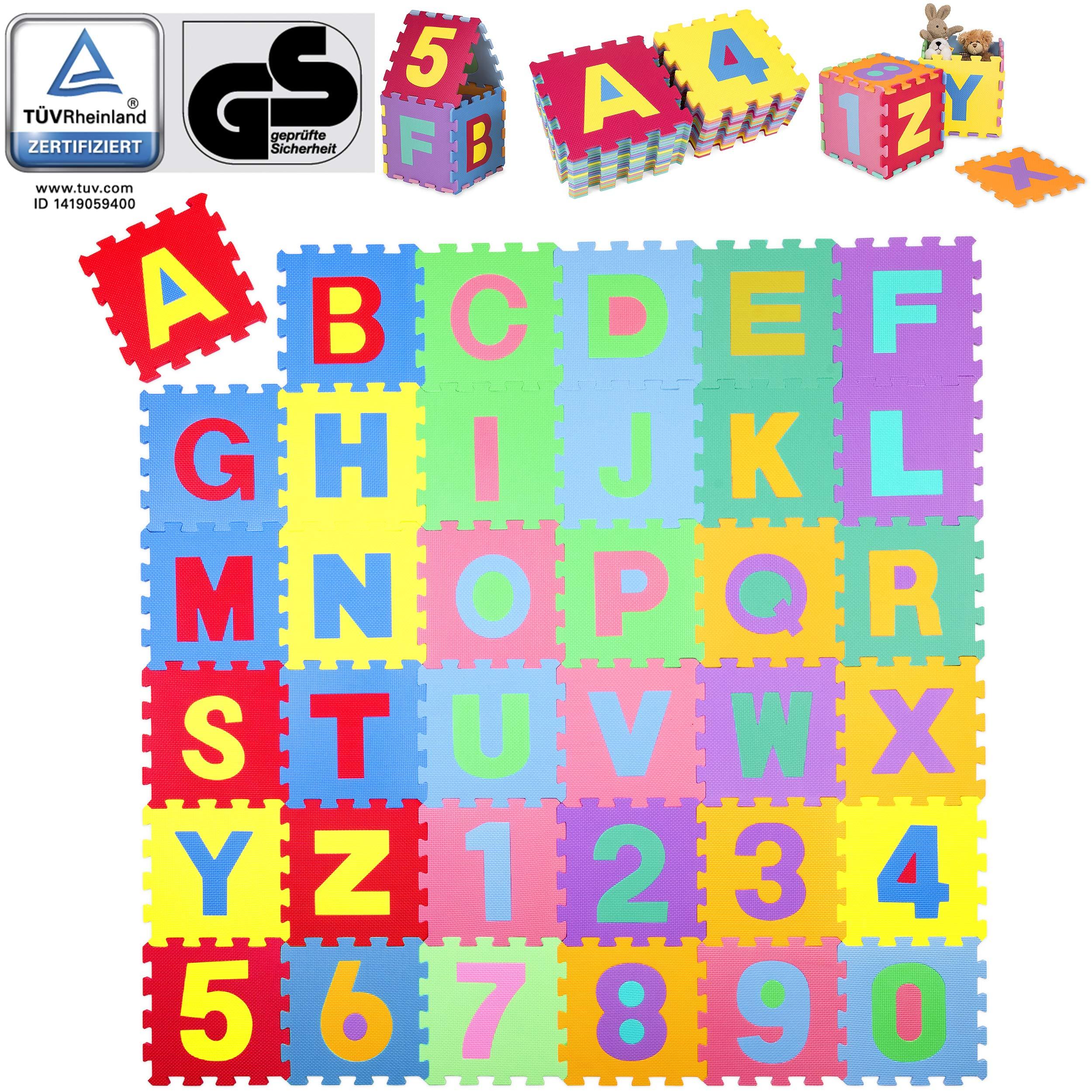 Stamp Tp863001 Puzzle De Sol Tapis De Sol Mousse