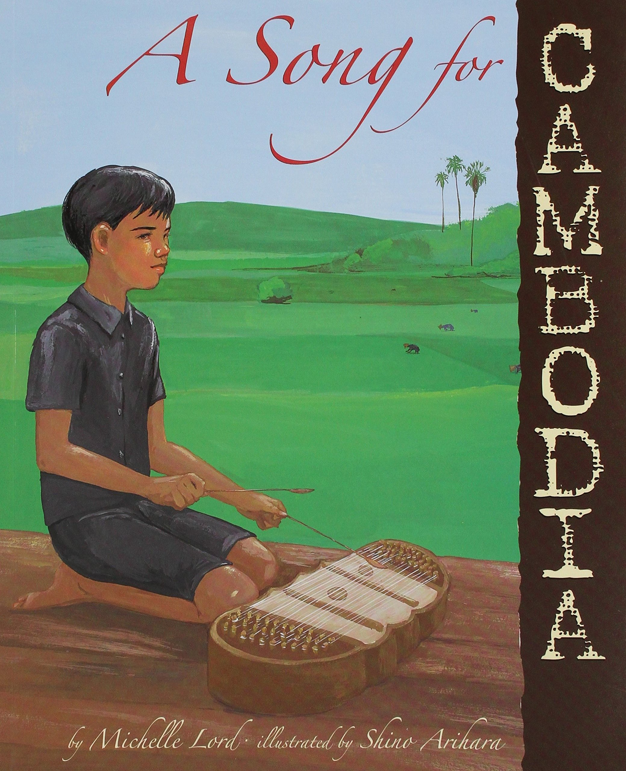 Download A Song For Cambodia pdf