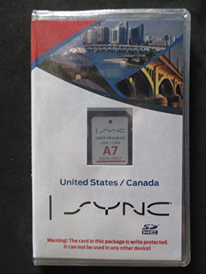New  Update Ford A Sd Card Map Chip Navigation Sync System Ford Latest Sd Card