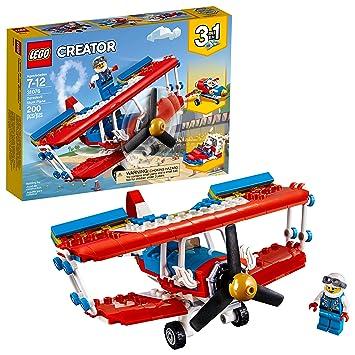 LEGO Creador 3en1 Daredevil avión de Acrobacias Kit 31076 ...