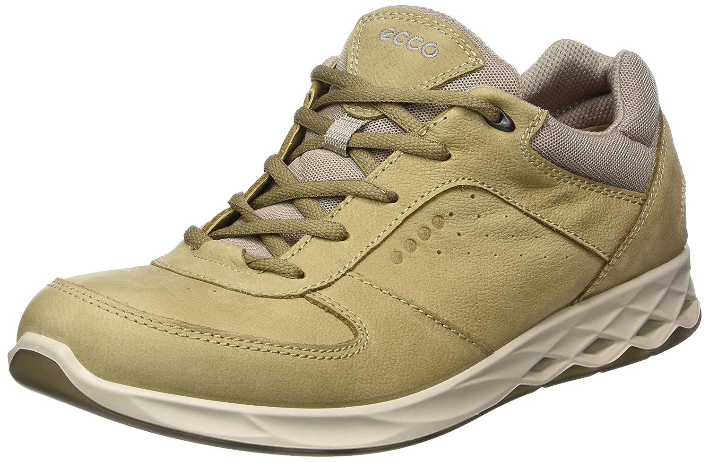Ecco Wayfly, Zapatos de Low Rise Senderismo para Hombre 47 EU|Marrón (Navajo Brown)