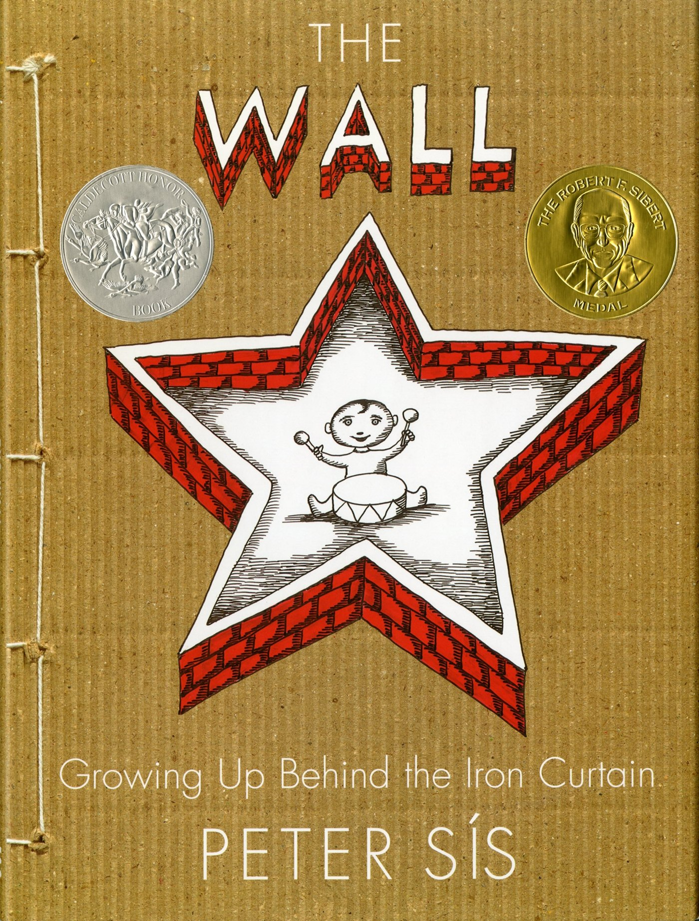 the wall growing up behind the iron curtain caldecott honor book the wall growing up behind the iron curtain caldecott honor book peter sis 9780374347017 amazon com books