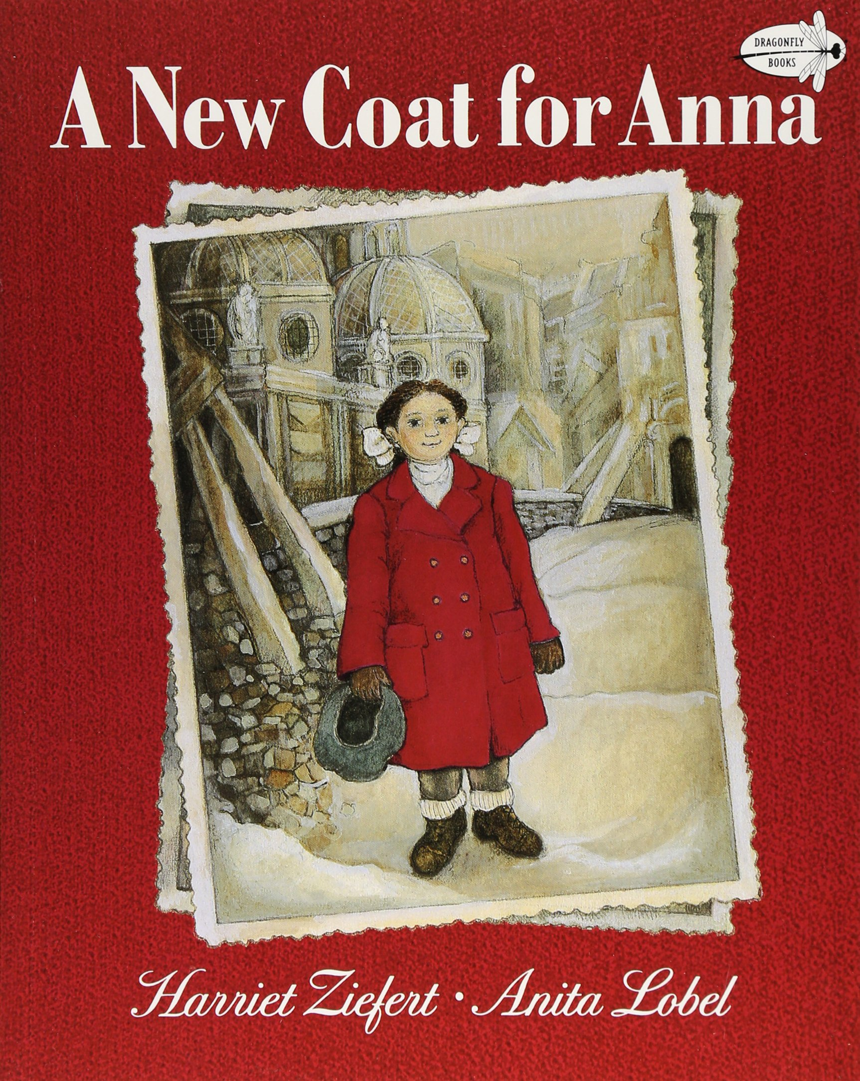 Image result for a new coat for anna
