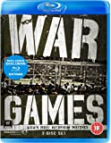 WWE: War Games - WCW's Most Notorious Matches [Blu-ray]