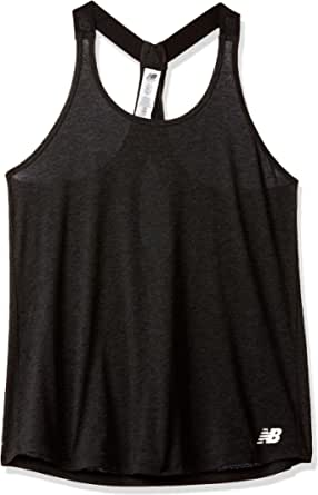 New Balance Women's Heather Tech Tank