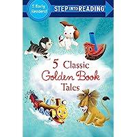 Five Classic Golden Book Tales