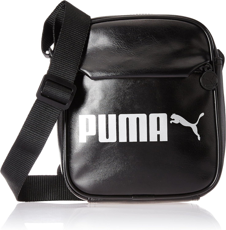 Puma Campus Portable PU Bag, Unisex adulto