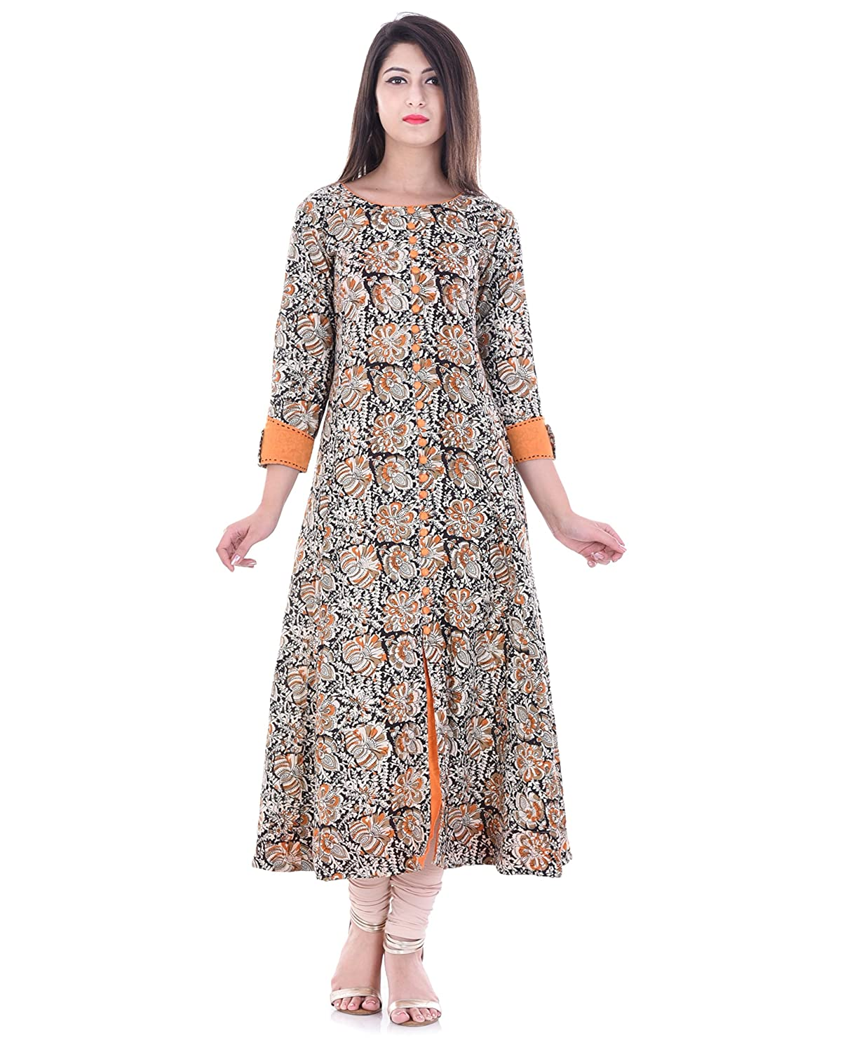 ladies kurti design