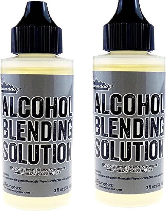 Top 9 Alcohol Inks Blender Solution