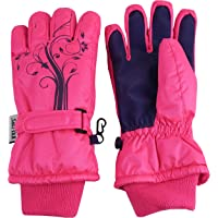 N 'ice Caps Niñas Thinsulate y impermeable guantes
