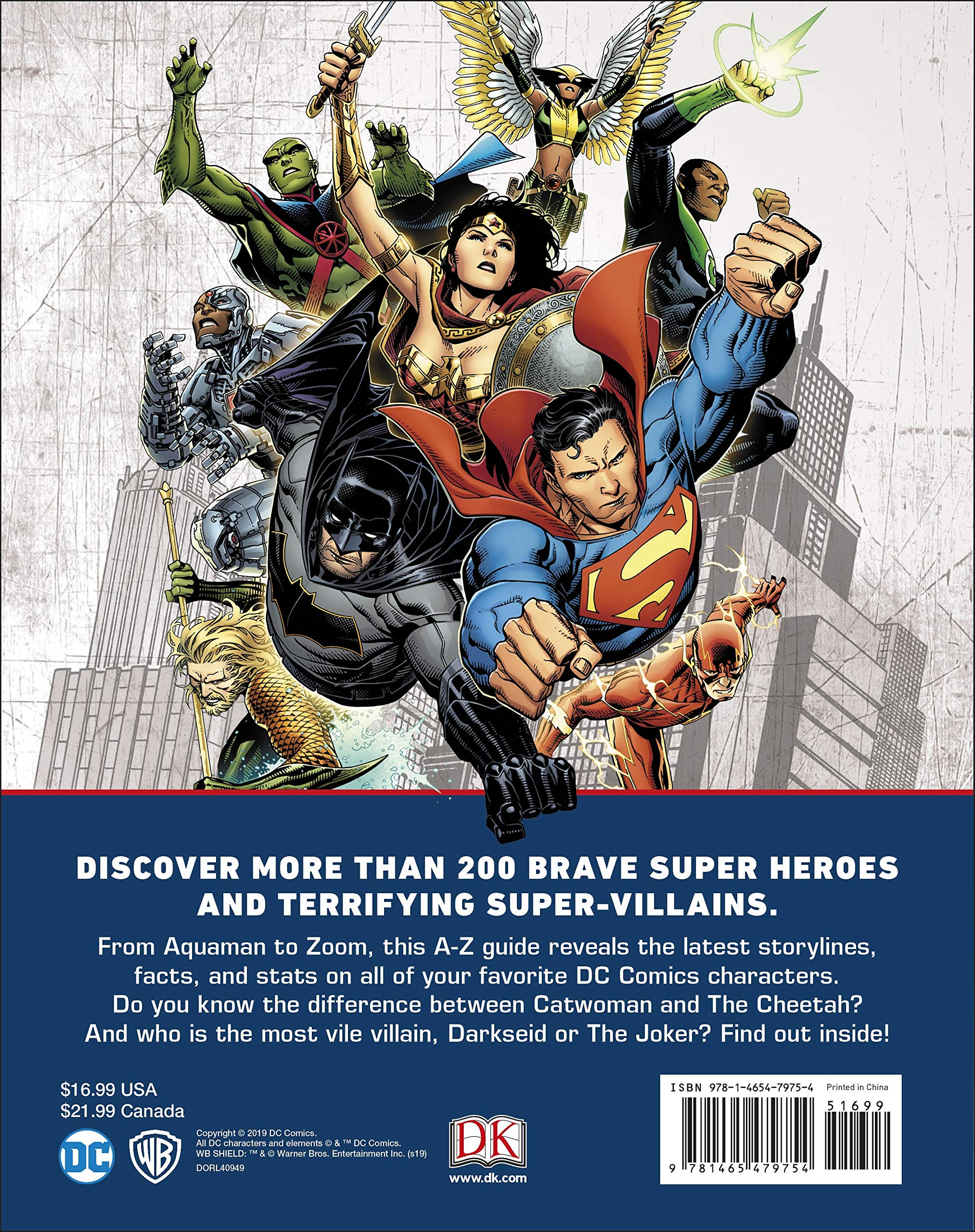 DC Comics Ultimate Character Guide, New Edition: Melanie