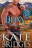 Quinn (Alaska Cowboys and Mounties Book 5) (Western Historical Romance)