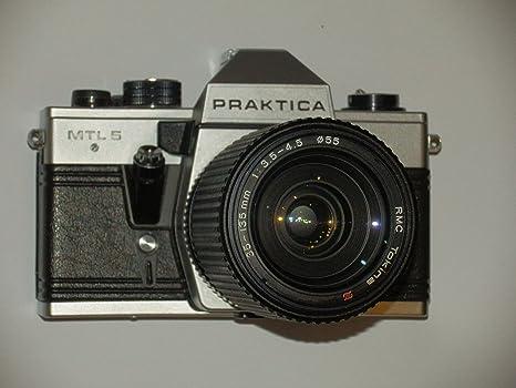 Praktica MTL 5 – mtl5 – Fabricado en GDR – 35 mm Camera – Cámara ...