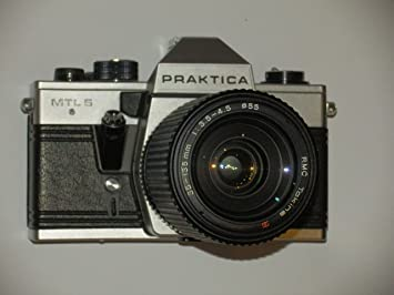 Praktica mtl mtl made in gdr mm camera amazon